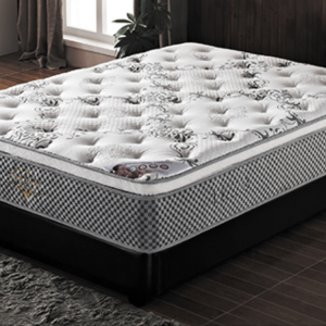 12 Quilted Pocket Coil Spring Mattress